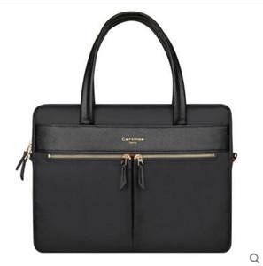"""Высокое качество новое прибытие модельер 15.4 """" женская сумка для ноутбука креста тела плеча ноутбук бизнес портфель компьютер сумка"""