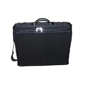 EVA léger sac à bandoulière lunettes matériau mallette stockage boîte échantillon lunettes affichage du cadre de valise