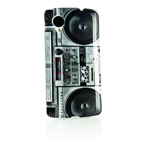 1 pieza de Radio Retro caja de la flor para Google LG Nexus 5 Silicon Radio caja del teléfono móvil envío gratis