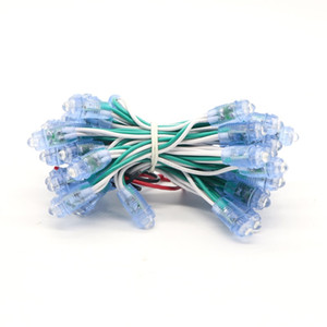 Edison2011 GroßhandelsPixel-Modul des hintergrundbeleuchtungs-Kanal-Buchstabe-LED, das Licht LED herausstellt, beleuchten Schnur 9mm 0.1W DC5V Freies Verschiffen