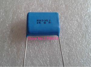 Горячий продавать, оригинал 50 шт. 2E 335 3.3 МКФ 250 в 24 мм тонкая пленка полиэстер конденсатор