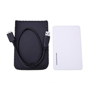 Горячий внешний жесткий диск корпус SATA к USB 3.0 HDD Case 2.5 дюймов мобильный диск Box корпус для Windows / XP / Mac OS