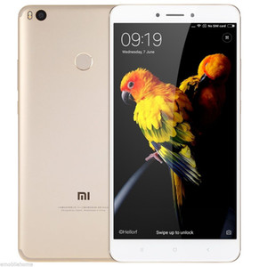 "Original Xiaomi Mi Max 2 Mobile Phone 4GB RAM 32GB 64GB ROM Snapdragon 625 Octa Core Android 6.44"" 12.0MP Fingerprint ID 4G LTE Cell Phone"