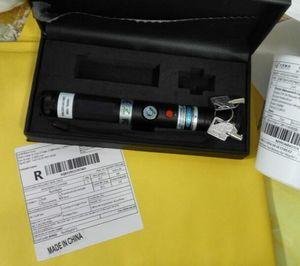 Migliore vendita Puntatori laser blu 405nm potenti 10000m laser