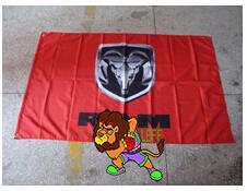 100% полиэстер Додж вертикальный флаг тележка для автомобиля,Додж баннер, размер футов 90x150cm