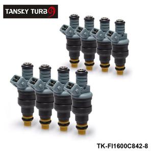 TANSKY - 8 قطعة / الوحدة جديد حاقن الوقود 1600cc 152lb / ساعة لأودي تشيفي فورد 0280150842 H G TK-FI1600C842-8