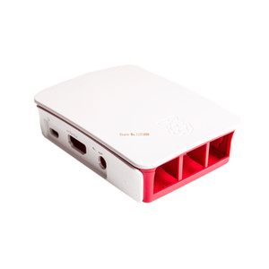 Wholesale-Hot Raspberry Pi 3 case Official ABS enclosure Raspberry pi 2 box shell from the Raspberry Pi Foundation