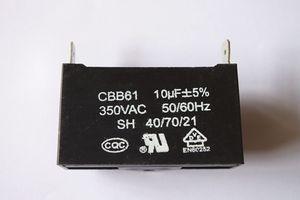 Condensador 10UF para motor Yamaha ET950 pieza de repuesto de envío gratis
