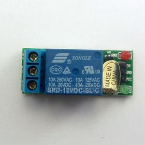 Dokunmatik Sensör Gecikme için Anahtarı 1 Kanal DC 12V yüksek düzey Röle Modülü