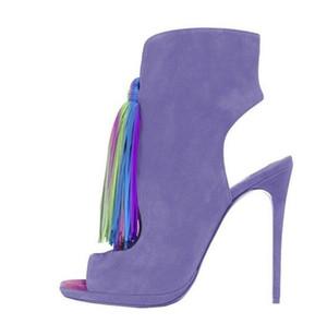 2016 Mode Chaussures De Mariage De Mariée Pas Cher Modeste Sexy Gland Taille Zipper Peep Toe Dames Parti Chaussures De Mariée Accessoires Parti Chaussures Plus La Taille