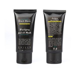 Máscaras Peel-off face Máscaras Deep Cleansing Black MASK 50ML Máscara Facial Blackhead