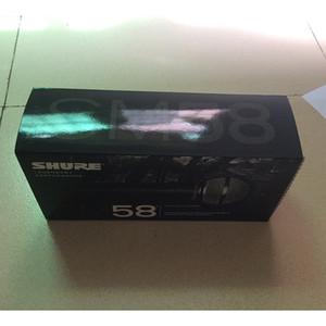 جودة عالية نسخة SM58LC الصوتية كاريوكي microfone ديناميكي السلكية يده ميكروفون الشحن المجاني