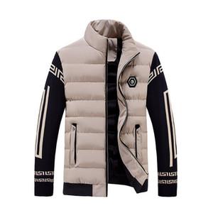 Güz- # 4023 2016 Jaquetas Masculina Inverno Parkas Hombre Veste Homme Parka Masculina Kış Ceket Erkekler Chaquetas Hombre Açık XXXL