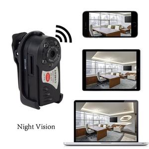 مصغرة المحمولة P2P واي فاي كاميرا داخلي / في الهواء الطلق HD DV IP كاميرا فيديو مسجل الأمن ل IOS / الروبوت الهاتف PC مشاهدة عن بعد