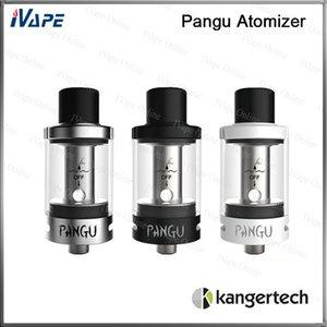 Kanger Pangu Atomizador 100% Original Kangertech Pangu Tanque 3.5 ml de Enchimento Superior Com Duplo Fluxo De Ar Slots Pangu OCC PGOCC Cabeças De atomizador