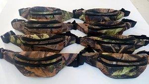 Actionclub Running Bags Camuflaje Militar Bolsa de Cintura Táctica Senderismo Escalada Ciclismo Nylon Impermeable Cintura Paquetes SC126