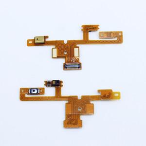 Botón de volumen de encendido Cable flex para Meizu MX2 MX3 MX4 MX4 PRO MX5 MX5 PRO Power On Off Volume Up Down Piezas de repuesto