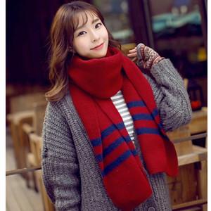 2016 Automne Et D'hiver laine écharpes En Cachemire Écharpes pour hommes et femmes solide Lovers Surdimensionné Épaisses écharpes gratuitement SW0011