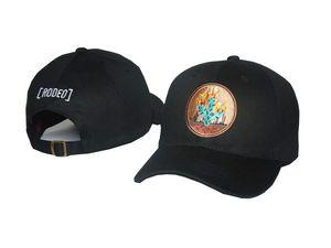 Yepyeni Açık Siperlik Travis Scott Strapbacks şapkalar 6 paneli Erkekler ve Kadınlar snapback şapkası damla nakliye