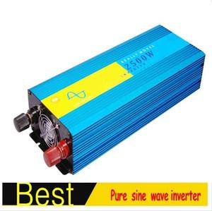 2500W موجة جيبية نقية خارج الشبكة العاكس ، العاكس الرياح الشمسية 2500W 110V DC إلى AC 100V / 110V / 220V / 230V / 240V مع ذروة الطاقة