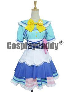 사랑해! 햇빛!! Aqours Chika Takami 코스프레 드레스 할로윈 의상