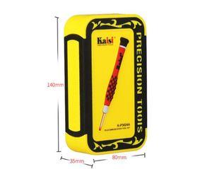 10PCS Kaisi 24 in 1 Precision Screwdriver Sets Tools Professional Digital Repair Tools Mobile Phone Repair for iPhone 4s,5s,6s