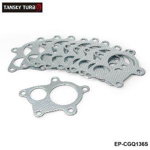 TANSKY -T3-T4 5-болтовая прокладка водосточной трубы Turbo-коллектор для Honda Civic H22, f22, b16, b18, d16 EP-CGQ136S