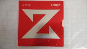 Freies Verschiffen XIOM ZETA Tischtennis-Gummiping pong Gummis für Tischtennisknüppel / -paddel / -schläger