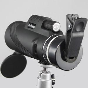 Hohe Qualität 40x60 Leistungsstarke Ferngläser Zoom Fernglas Fernglas Große Handteleskope Militärische HD Professionelle Jagd