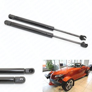 2pcs Front Bonnet Hood Lift Supports Shocks Gas Struts for Chrysler Prowler 2001-2002 & Plymouth Prowler 1997-1998 1999 2000 2001