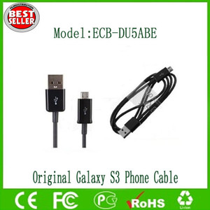 Original USB Data & Charging Cable For Samsung Galaxy S3 I9300 Galaxy S4 I9500 Galaxy Note 2 N7100 Data Cable Free Shipping