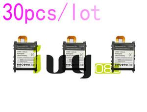 30pcs / lot 3300mAh LIS1525ERPC Batería de repuesto para Z1 L39H L39T L39U C6902 C6903 C6906 C6916 C6943 Baterías Batteria Batterie Batterij