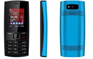 Brandneue X2-02 Handy Senior Mann Mini entsperrt Handy Musik Handy Günstige Telefon Stimme König Tastatur große Seakers Handy heißer Verkauf