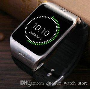 2015 montre intelligente de montre-bracelet de Bluetooth avec la carte de sim soutenant la smartwatch d'appareil-photo de phonewatch