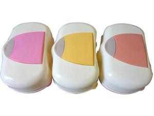 Wholesale- Heiße Verkäufe Wet Tissue Box Kunststoff automatische Fall Gewebe Fall Baby-Wipes Design-Wohnaccessoires