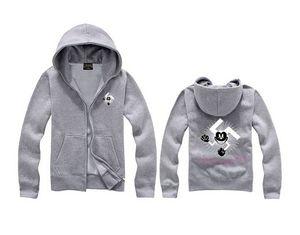 S-5XL Crooks and Castles Hoodies Sweatshirt Casual Sport Male Long Sleeve Slim Design Mens Zipper Hoodie Black  White Color