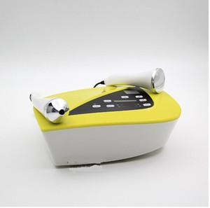 220V Massager facial ultrasónico Máquina de ultrasonido Cara de la piel para la piel Hogar Anti arruga Envejecimiento Spa Salón Home Beauty Dispositivo Instrumento
