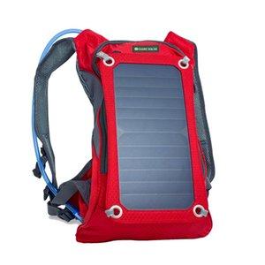 새로운 2015 패션 태양 가방 충전 야외 태양 백팩 배낭을 타고 높은 SunPower 충전 패킷 가방 15L 6.5W