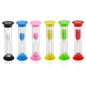Set of 6 Colors 30sec 1  2   3   5   10mins Colorful Hourglass Sandglass Sand Clock Timers