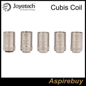 Joyetech Cubis BF sustitución de la bobina Joyetech Cubis atomizador cabeza con la SS 316 0.5ohm 1,0 ohmios bobinas 0.6ohm Clapton Bobina Bobina 1.5ohm Cubis