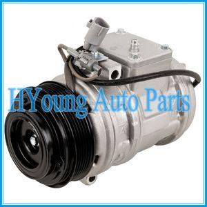 Vendita diretta in fabbrica 10PA20C compressore auto ac per Toyota Land Cruiser 100 98-16 Prado UZJ100 Lexus LX470 LS400 8832060680 8832060681
