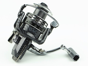 2018 hot 12 + 1BB Seamless Metal Spinning Fishing Reel Carp Bass Sea Fishing Reel Attrezzatura da pesca