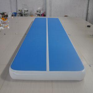 Colchoneta de gimnasia inflable Colchoneta de gimnasia voluminosa estera de la pista de aire de muchos tamaños Colchoneta inflable de la pista de aire Caída del piso