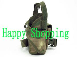 Tactical New Hunting Tornado Drop Leg Pouch Muslo Pistola RH Holster Gun Holster