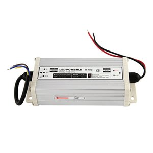SANPU SMPS LED Driver 12v 100w 8a Constant Voltage Switching Power Supply 110v 220v ac-dc Lighting Transformer Rainproof IP63 Outdoor Use