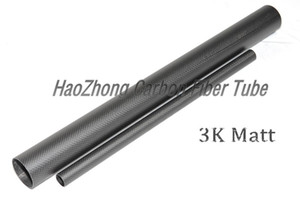 28MM OD x 25mm 26mm ID x 500MM 100% 3k Carbon Fiber tube   Tubing  pipe shaft, wing tube Quadcopter arm Hexrcopter 28*25 28*26
