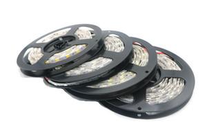 Tira de luz LED 5730 SMD DC 12V 60LEDS / M 5 mm de ancho Tira de luz LED súper brillante a prueba de agua para fiesta al aire libre