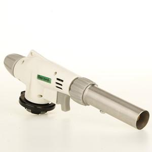 2015 encendedor de gas caliente antorcha encendedores Flame Gun encendedor soldadura soldadura Blow Jet quemador quema gas hierro encendedor encendido automático calefacción BB