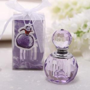 패션 미니 3ML 크리스탈 향수 병 레이디 베이비 샤워 결혼식 호의 및 선물에 대 한 빈 에센셜 오일의 경우 ZA1359