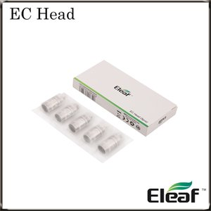 Eleaf EC Head 0.3 ohm 0.5 ohm EC NC 0.25 ohm EC Ceramic Head 0.18 ohm ECL Head 0.75 ohm ECML Coils For I just 2 Atomizer Melo 3 Tank 100% Original